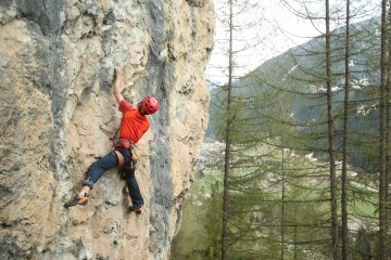 Arrampicatore Guida Alpina