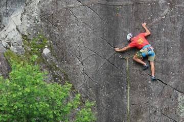 guida alpina arrampicata